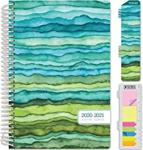 HARDCOVER Academic Year 2020-2021 Planner: (June 2020 Through July 2021) 5.5