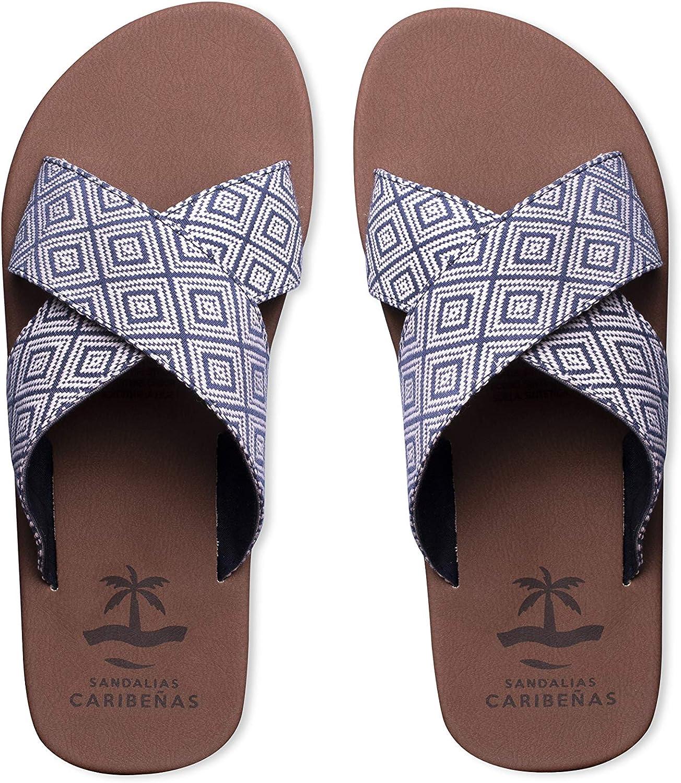 Sandalias Caribeñas Men 返品不可 Caleta - Urban │ 入荷予定 Beach Sandals Casual