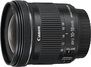 Canon LENS EF-S10-18MM F4.5-5.6 IS STM LENS EF-S10-18MM F4.5-5.6 IS STM