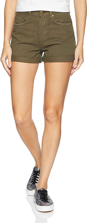 BILLABONG Womens High Tide Short Denim Shorts