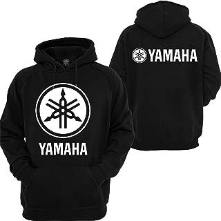 Yamaha Racing Hoodie Motocross YZF R1 R6 YFZ Motorcycles Honda Yamaha Sweatshirt