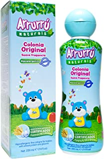 Arrurru Naturals Original Cologne for Babies~Colonia Original Ninos 7.4oz