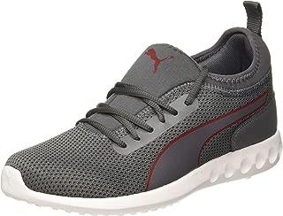 Puma Unisex's Concave V2 Idp Castlerock Black-hig Running Shoes