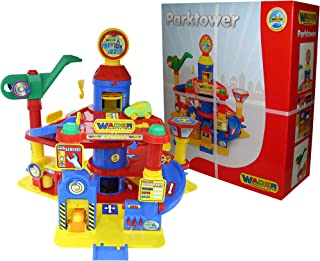 Wader Quality Toys Park Tower 4-Floor Set