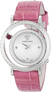 Versace Women's VDA050014 Venus Analog Display Quartz Pink Watch