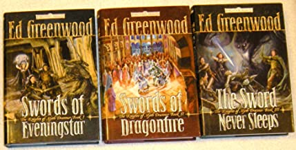 The Knights of Myth Drannor Series (Forgotten Realms) - Books 1-3: Swords of Eveningstar, Swords of Dragonfire & The Sword Never Sleeps (The Knights of Myth Drannor Series, Volume I, II, III)