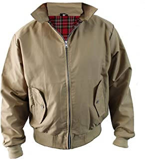 SKYTEX UK Harrington Chaqueta