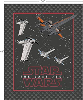 Star Wars: The Last Jedi Resistance Ships in Carbon by the Panel