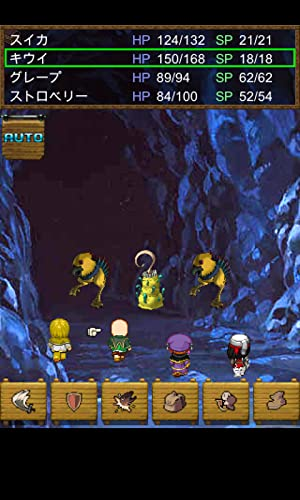 『ダンジョンRPG 職人たちの冒険』のトップ画像