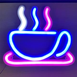 Best coffee shop neon sign Reviews