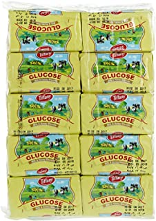 Tiffany Assorted Biscuits, 2 Glucose + 1 Everyday Nice Flavours - 10X50gm (Pack of 3)