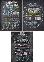 Best bible verse chalk art Reviews