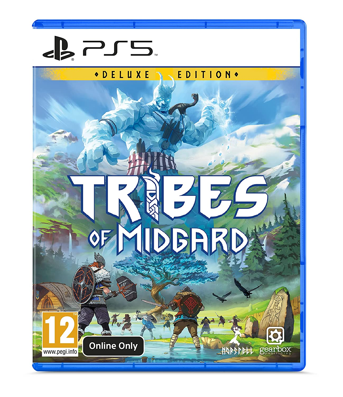 unisex Tribes of Animer and price revision Midgard Deluxe Edition PS5