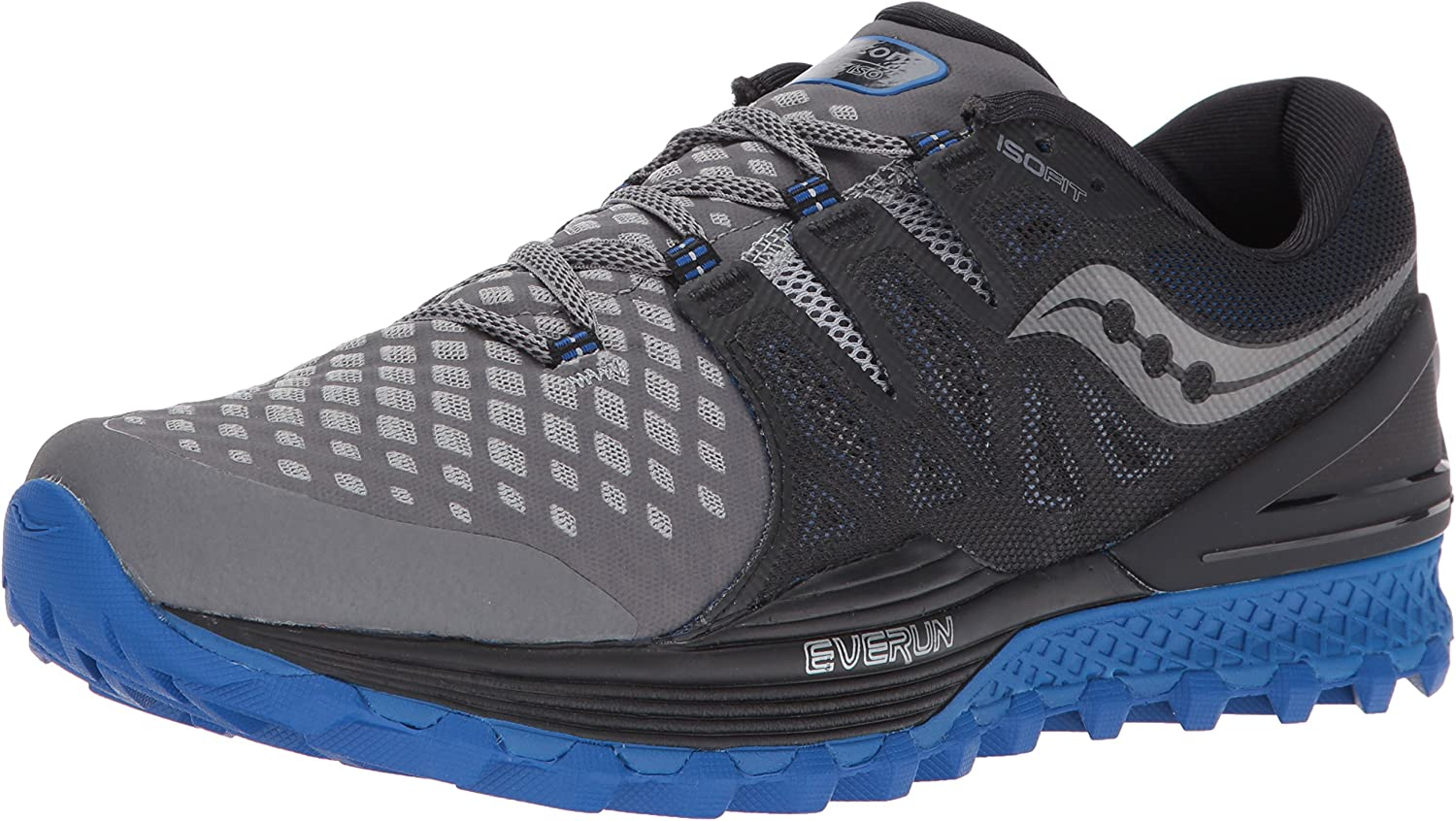 Saucony Men's Xodus 2 Houston Mall Running-Shoes Iso Max 54% OFF