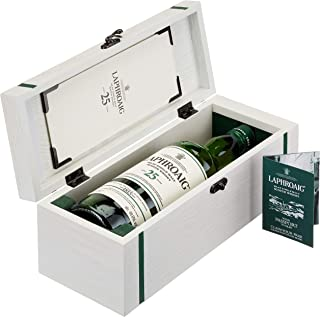 Laphroaig 25 Jahre Cask Strength Islay Single Malt Scotch Whisky 1 x 0.7 l