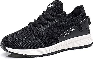 MAGPER Women's Slip on Running Sneakers Tennis Lightweight Memory Foam Walking Shoes US5.5-10