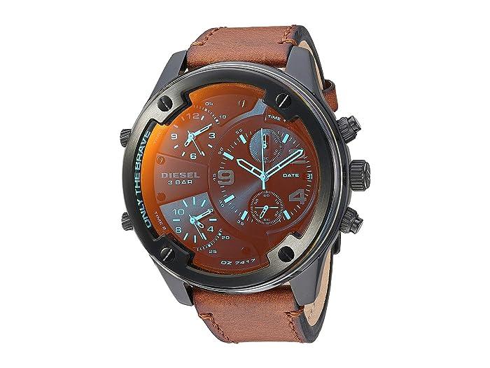 Diesel  Boltdown - DZ7417 (Brown) Watches