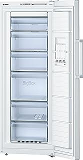 Bosch GSN29VW30 - Congelador (Vertical, Independiente, Color blanco, 195L, 224L, 20 kg/24h)