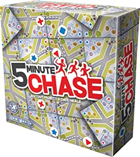 Board & Dice 5 Minute Chase
