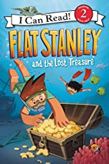 Flat Stanley and the Lost Treasure (I Can Read Level 2) Kindle Edition