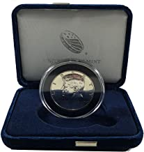 1968 D Kennedy Silver Half Dollar, Uncirculated 50C in New Air-Tite & Deluxe Mint Box