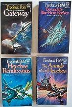 The Heechee Saga (4 books) (Gateway, Beyond the Blue Event, Heechee Rendezvous, The Annals of the Heechee)