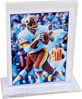 Deluxe Clear Acrylic Display Stand for Trading Cards (A032)