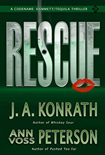 Rescue (Codename: Chandler Book 7)