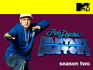 Rob Dyrdek's Fantasy Factory Season 2