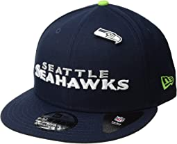 Seattle Seahawks Pinned Snap