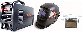 HERPRO Soldador Inverter Profesional IGBT de 200 Amperios y