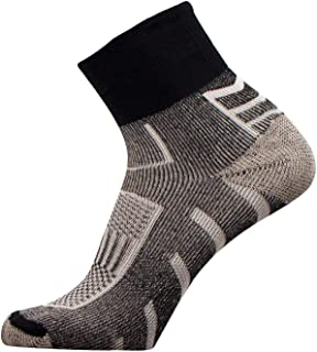 Copper Running Sport Socks - Perfect for Cycling, Jogging, Tennis, Walking