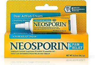 Sponsored Ad - Neosporin + Pain Relief Dual Action Cream .5 Oz