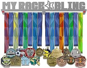 VICTORY HANGERS Mijn Race Bling Medal Hanger Display vrouwelijk