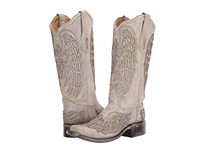 Corral Boots A3731 (White) Women