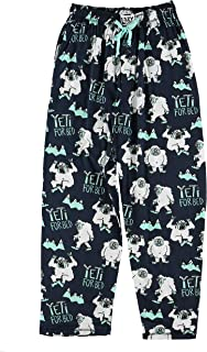 Family Matching Christmas Pajamas by LazyOne | Yeti for Bed Festive Holiday PJ's