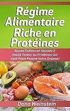Regime Alimentaire Riche Proteines  Repas Faibles Glucide Haute Teneur Proteines Qui Vont Faire Fondre Votre Graisse