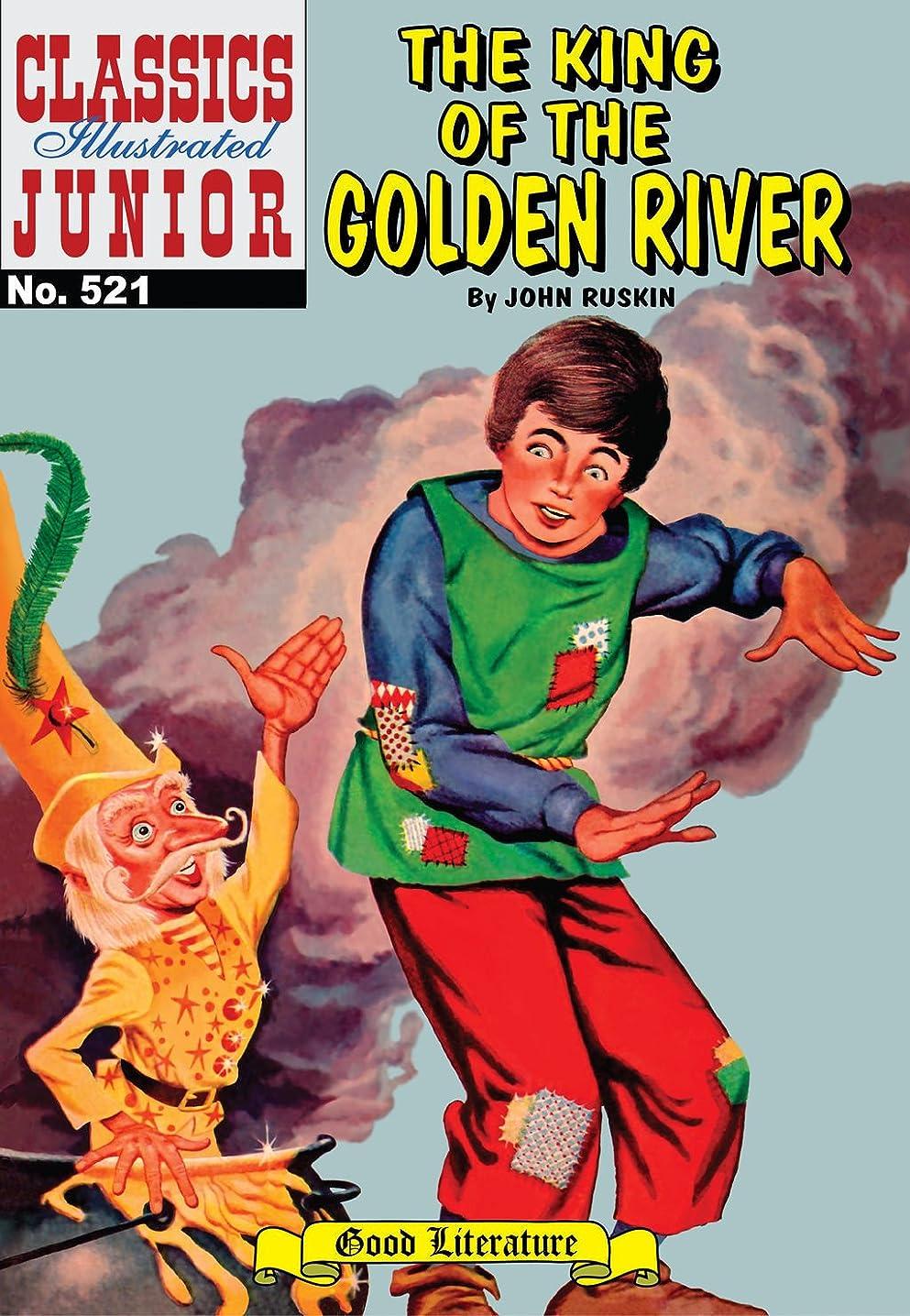 シェーバーモール前兆King of the Golden River (English Edition)