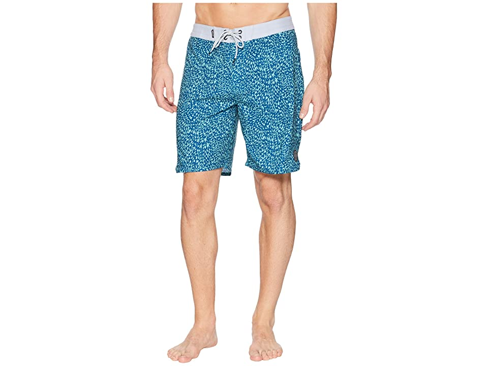 Rip Curl Mirage Connor Modem Boardshorts (Teal) Men