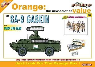 Cyber Hobby 1/35 SA-9 Gaskin and Motor Rifle Troops