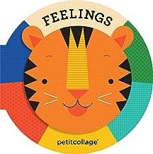 Petit Collage, Feelings Book