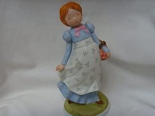 vintage holly hobbie figurines