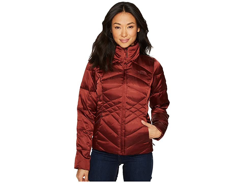The North Face Aconcagua Jacket (Sequoia Red) Women