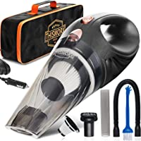 Deals on THISWORX Car Vacuum Cleaner w/3 Attachments, 16 Ft Cord & Bag