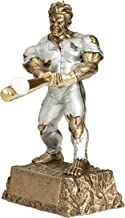 Decade Awards Baseball Monster Trophy - Triumphant Beast Baseball Award - 6.75 Inch Tall - Engraved Plate on Request