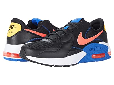 Nike Air Max Excee (Black/Flash Crimson/White/Game Royal) Men