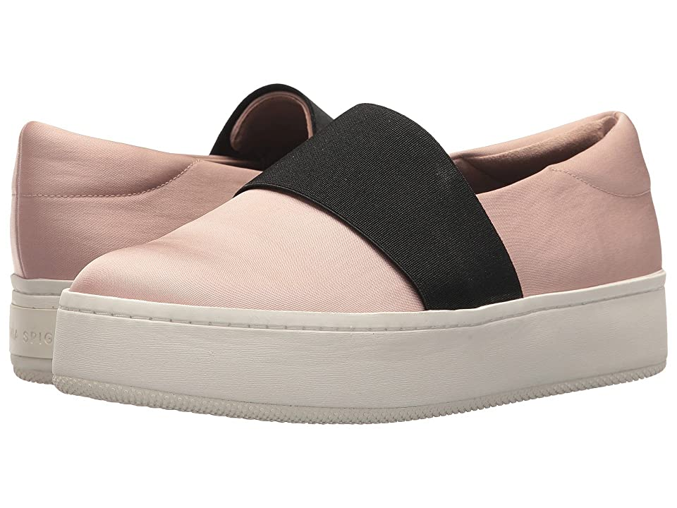 Via Spiga Traynor (Blush Canvas) Women