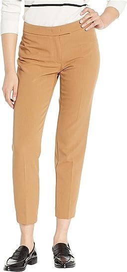 Crepe Slim Bowie Pants