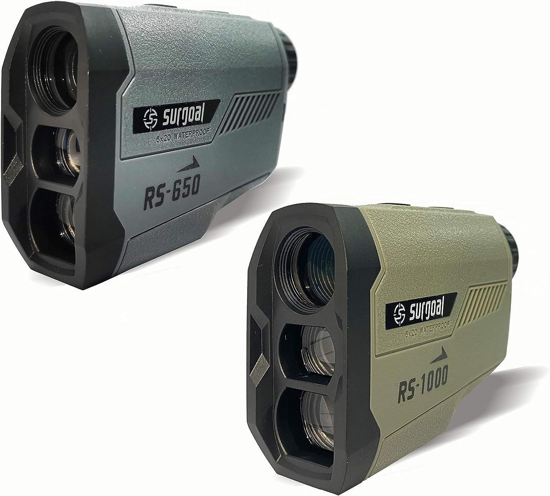 Surgoal HD In a popularity Golf Hunting Rangefinder Detroit Mall Laser 650YD-1000YD_Larger