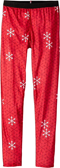 Hot Chillys Kids Skins Print Bottom (Little Kids/Big Kids)
